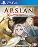 Arslan: The Warriors of Legend video game.