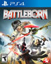 Battleborn the video game for PS4 and XB1